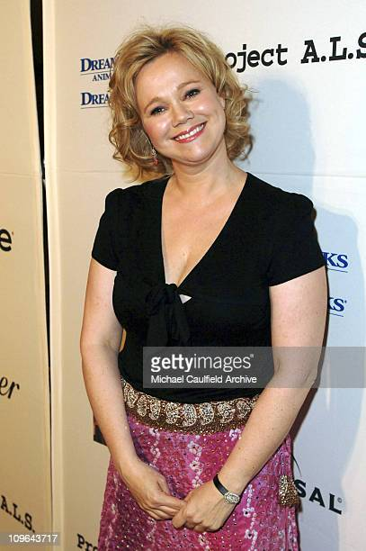 Caroline Rhea during 5th Annual Project ALS Benefit Gala Honoring Ben Stiller Red Carpet at Westin in Los Angeles California United States