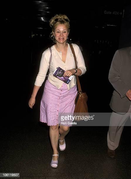 Caroline Rhea during Caroline Rhea Sighting at LAX May 19 1999 at Los Angeles International Airport in Los Angeles California United States