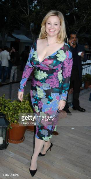 Caroline Rhea during Federico Castelluccio Hosts Fris Vodka Benefit For The Michael J Fox Foundation at Skybar at the Mondrian Hotel in West...