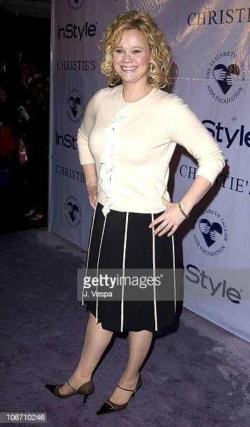 Caroline Rhea during InStyle Magazine Gala to Celebrate the Release of 'Elizabeth Taylor My Love Affair with Jewelry' at Christie's in New York City...