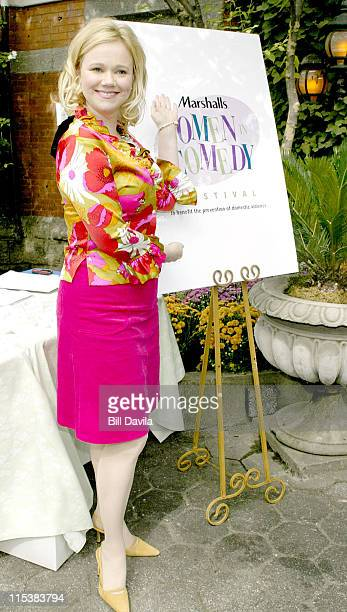 Caroline Rhea during Marshall's Women in Comedy Festival Honoring Whoopi Goldberg with Liftime Achievement Award September 25 2002 at Tavern On the...