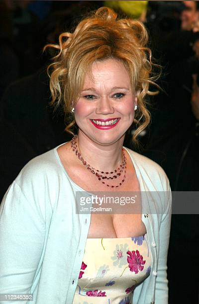 Caroline Rhea during The Opening Night of 'Into The Woods' at Broadhurst Theater in New York City New York United States