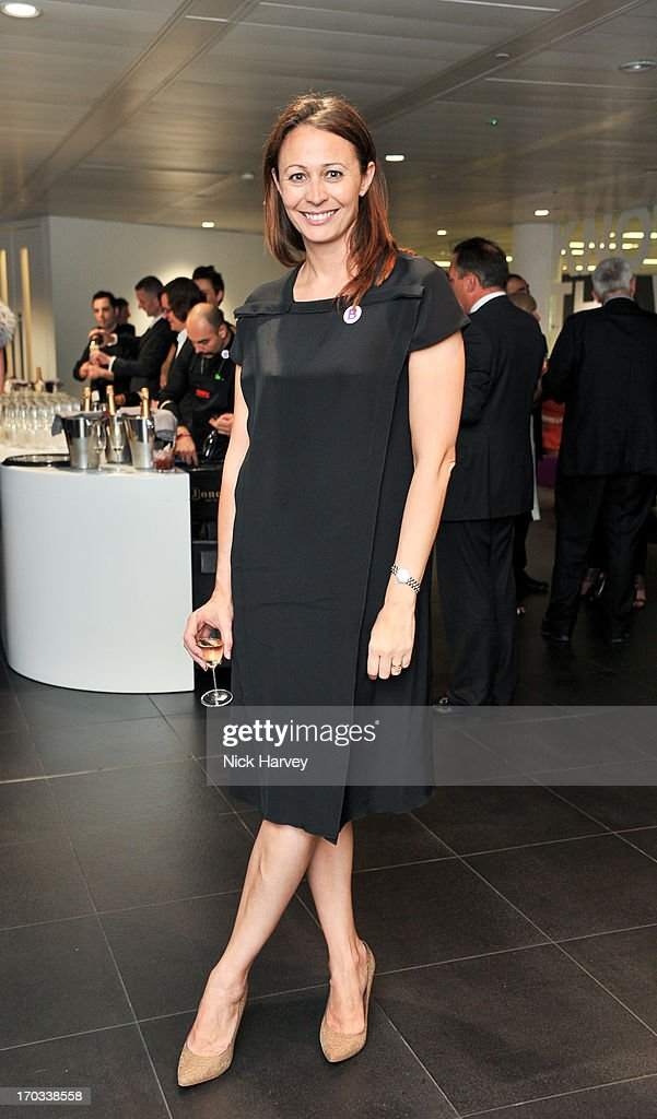 Caroline Rush attends the Luxury Briefing Awards on June 11, 2013 in London, England.