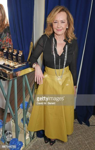 Caroline Scheufele Artistic Director and CoPresident of Chopard attends a private lunch hosted by Colin Livia Firth and Caroline Scheufele...
