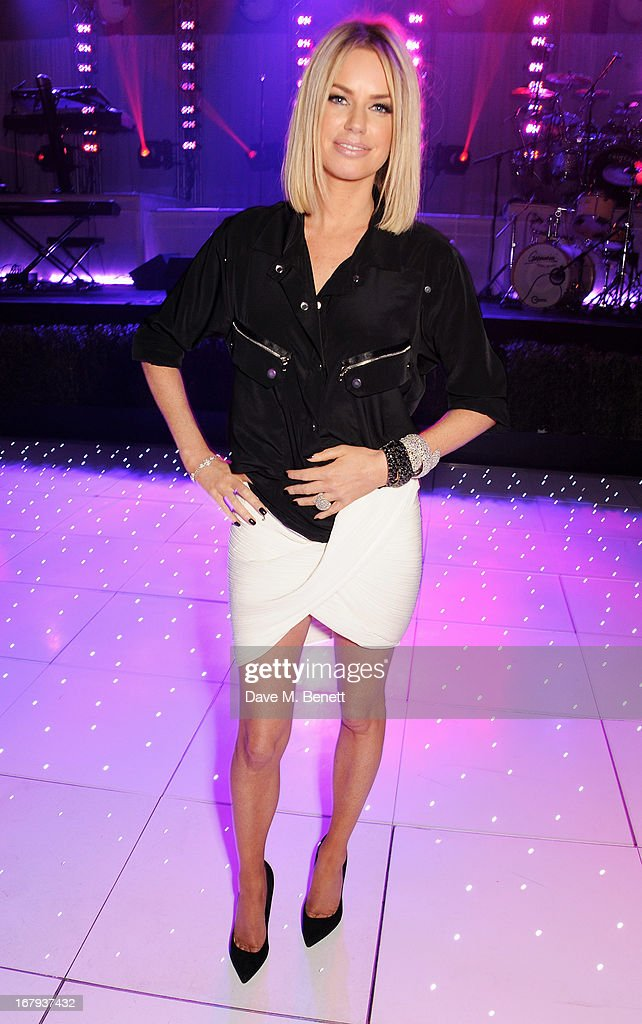 Caroline Stanbury attends Gabrielle's Gala 2013 supported by Lorraine Schwartz at Battersea Power Station on May 2 2013 in London England