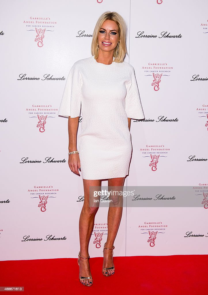 <a gi-track='captionPersonalityLinkClicked' href=/galleries/search?phrase=Caroline+Stanbury&family=editorial&specificpeople=204747 ng-click='$event.stopPropagation()'>Caroline Stanbury</a> attends Gabrielle's Gala at Old Billingsgate Market on May 7, 2014 in London, England. Gabrielle's Gala is an annual fundraiser in aid of Gabrielle's Angel Foundation for Cancer.