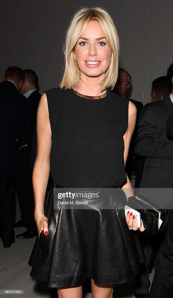 <a gi-track='captionPersonalityLinkClicked' href=/galleries/search?phrase=Caroline+Stanbury&family=editorial&specificpeople=204747 ng-click='$event.stopPropagation()'>Caroline Stanbury</a> attends the Candy Magazine Autumn/Winter 2013 launch party, featuring the Candy GPS report, at Saatchi Gallery on October 15, 2013 in London, England.
