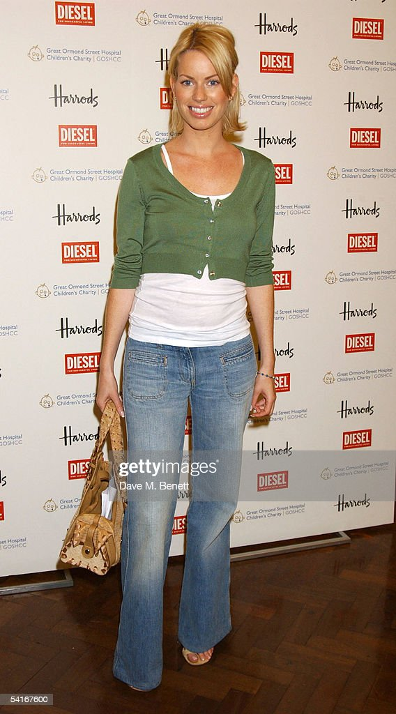 caroline standbury attends the diesel childrens fashion show at on picture id54167600 photos et images de diesel children's fashion show getty images,Childrens Clothes Knightsbridge