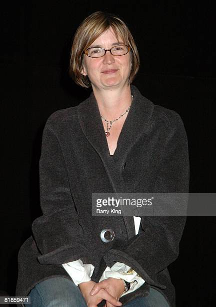 Caroline Thompson screenwriter of 'Edward Scissorhands'