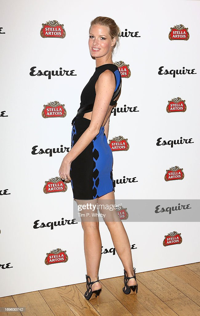 Caroline Winberg attends Esquire's first summer party at Somerset House on May 29, 2013 in London, England.