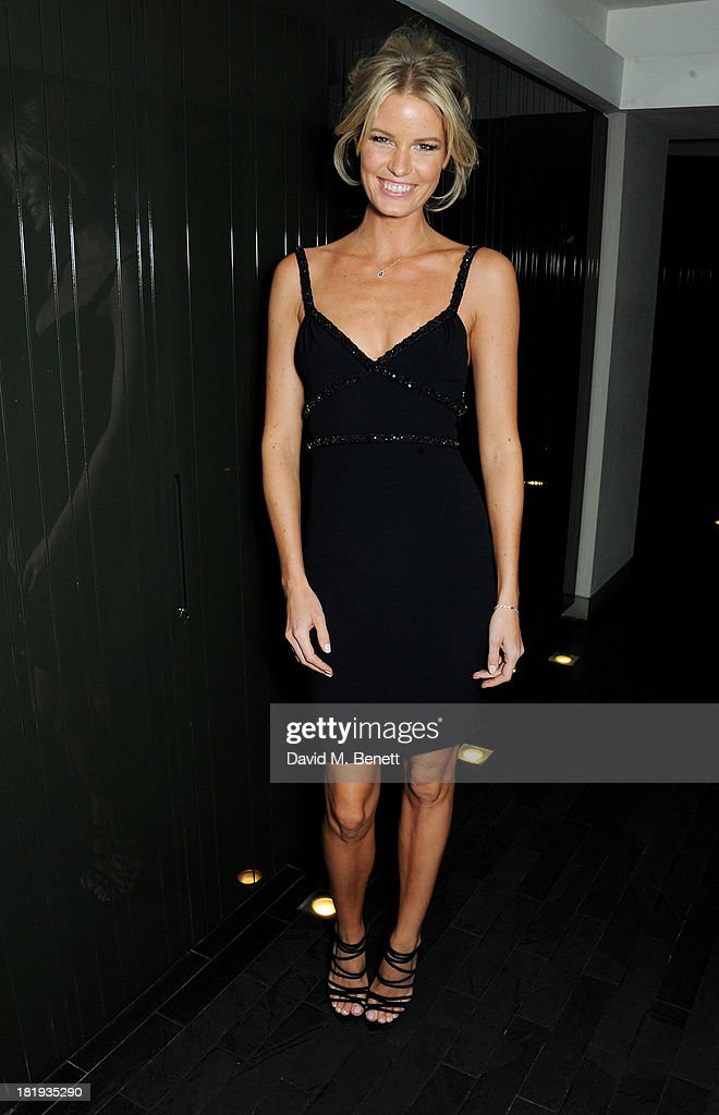 <a gi-track='captionPersonalityLinkClicked' href=/galleries/search?phrase=Caroline+Winberg&family=editorial&specificpeople=857116 ng-click='$event.stopPropagation()'>Caroline Winberg</a> attends the Sky Living rebrand dinner at the Greenhouse Restaurant on September 26, 2013 in London, England.
