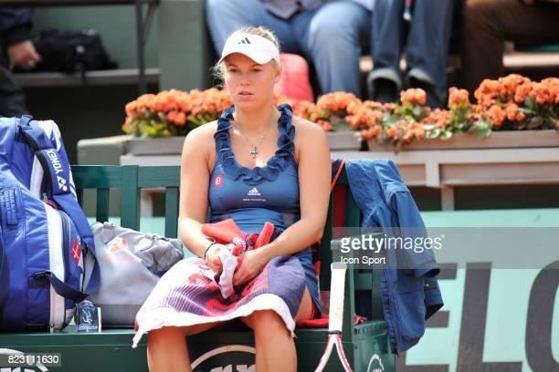 Caroline WOZNIACKI Roland Garros 2011 Paris