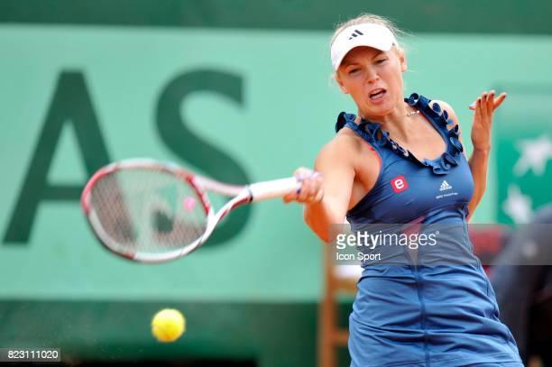 Caroline WOZNIACKI Roland Garros 2011