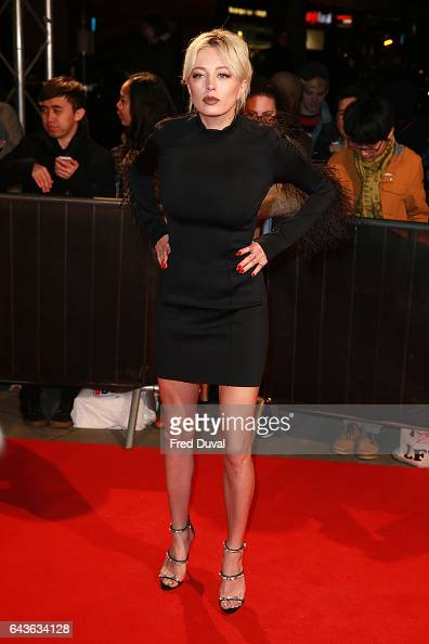 Caroline Wreeland attends The Naked Heart Foundation's London's Fabulous Fund Fair on February 21 2017 in London United Kingdom