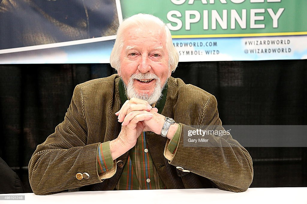 <a gi-track='captionPersonalityLinkClicked' href=/galleries/search?phrase=Caroll+Spinney&family=editorial&specificpeople=653956 ng-click='$event.stopPropagation()'>Caroll Spinney</a> attends the Wizard World Comic Con at the Austin Convention Center on October 30, 2015 in Austin, Texas.