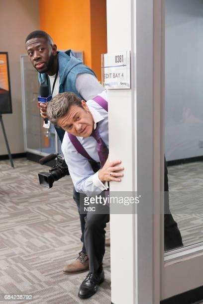 NEWS 'Carol's Eleven' Episode 110 Pictured Sheaun McKinney as Wayne John Michael Higgins as Chuck