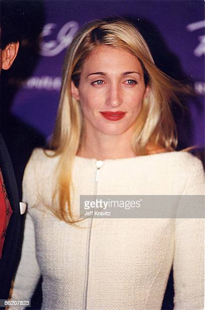 Carolyn Bessette at the 1998 Fire Ice Ball in Los Angeles