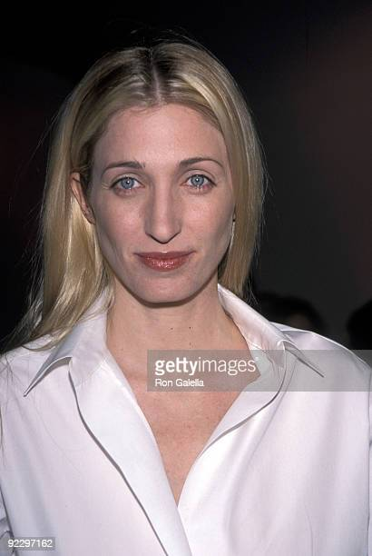 Carolyn Bessette Kennedy at the 'Bright Night Whitney' Annual Fundraising Gala in New York City NY Whitney Museum 03/09/99