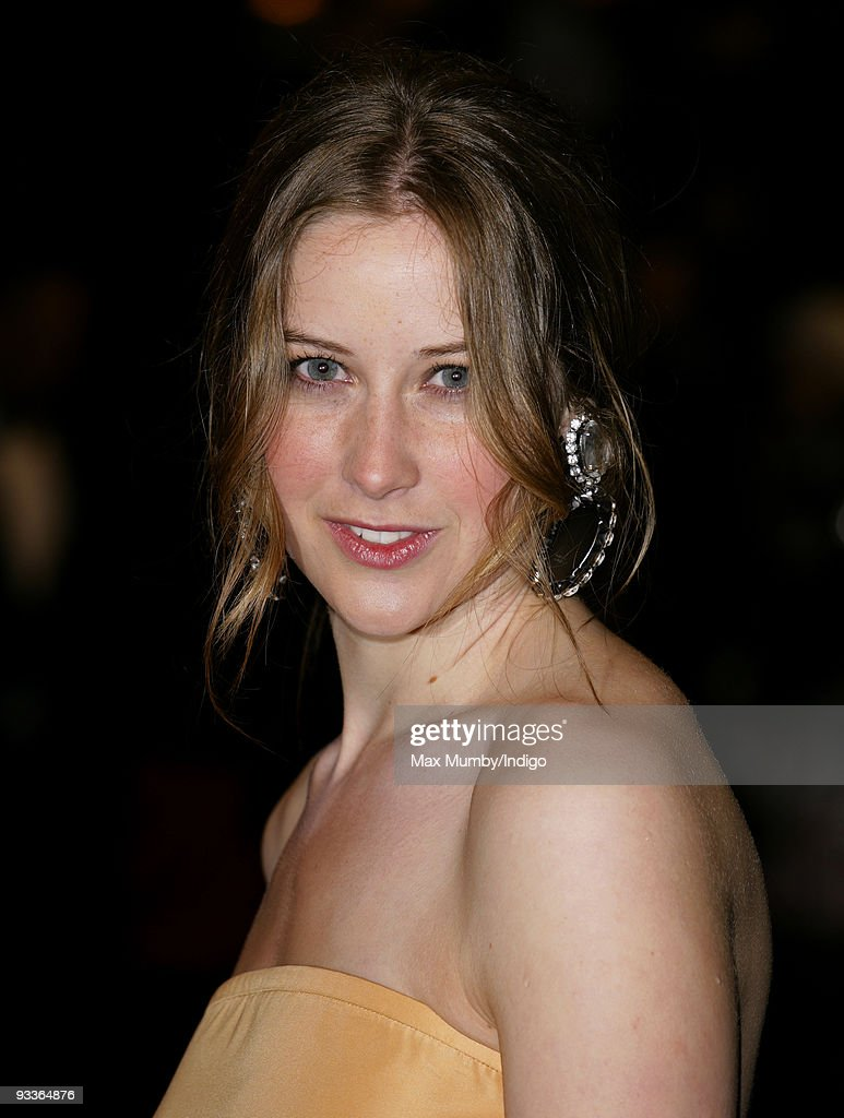 Carolyn Dando attends the Charity Royal Film Performance of 'The Lovely Bones' at the Odeon Cinema Leicester Square on November 24, 2009 in London, England.