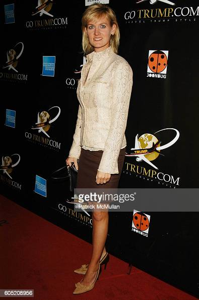 Carolyn Kepcher attends Joonbug hosts the launch of GoTrumpcom sponsored by Blue Star Jets at Marquee NYC USA on January 24 2006