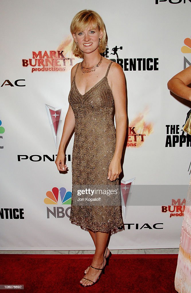 Carolyn Kepcher during 'The Apprentice' Finale- Arrivals at California ...