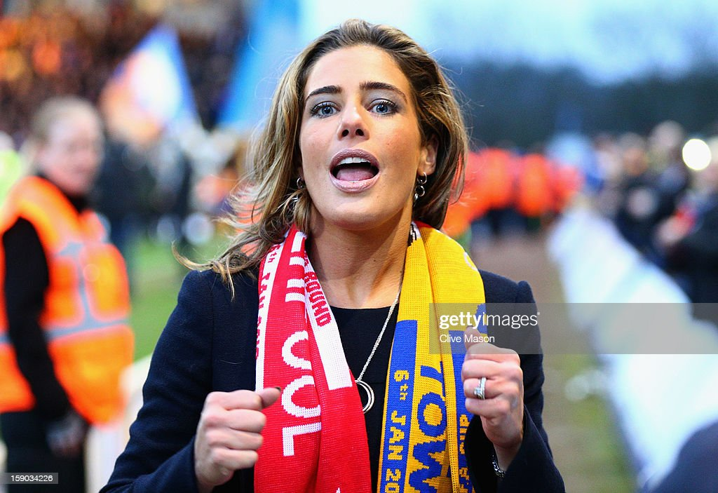 Carolyn Radford, CEO of Mansfield Town is seem prior to the FA Cup with Budweiser Third Round match between Mansfield Town and Liverpool at One Call Stadium on January 6, 2013 in Mansfield, England.
