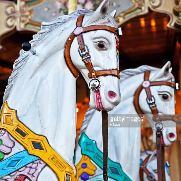 Carosel Horses