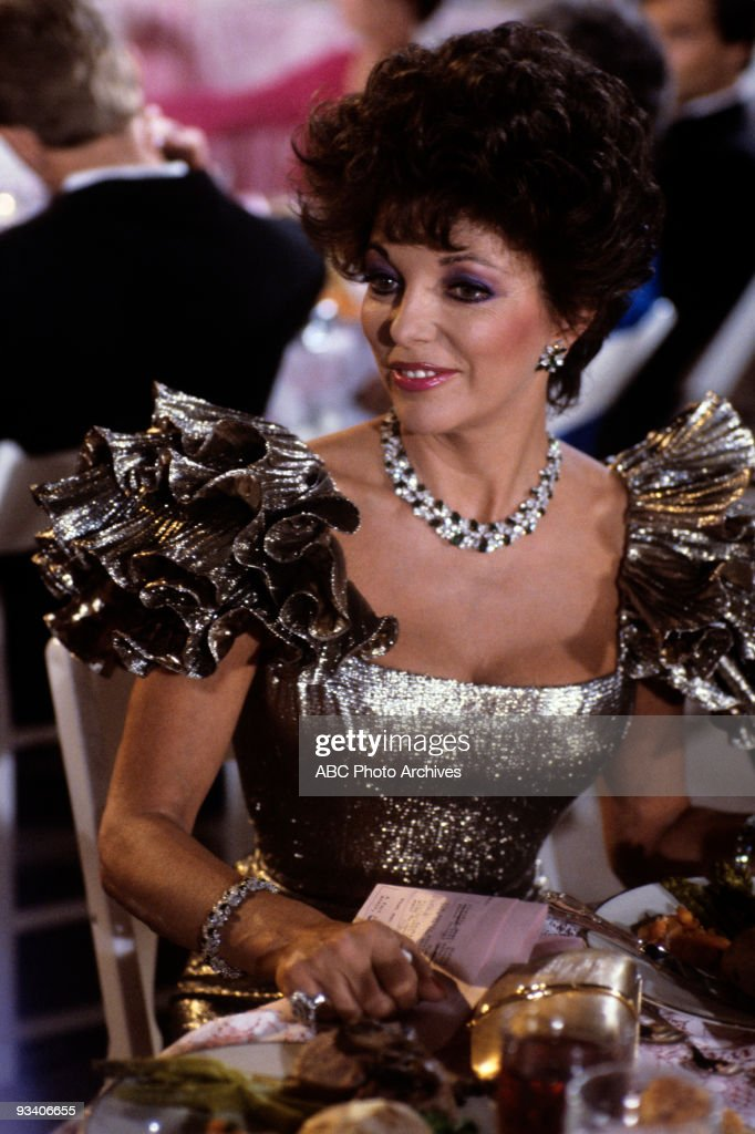 DYNASTY - 'Carousel' 12/21/83 <a gi-track='captionPersonalityLinkClicked' href=/galleries/search?phrase=Joan+Collins&family=editorial&specificpeople=109065 ng-click='$event.stopPropagation()'>Joan Collins</a>