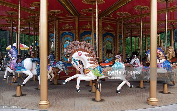Karussell Pferd (Merry-Go-Round)