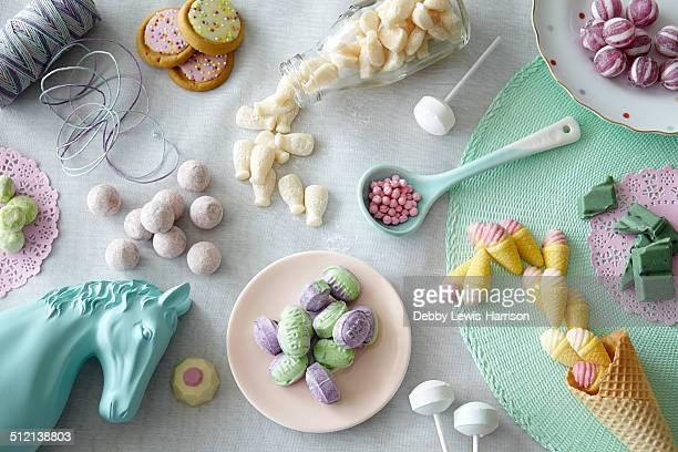 Carousel sweets