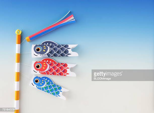 Carp streamers of Children's Day