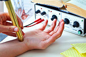 Carpal tunnel syndrome laser therapy treatment