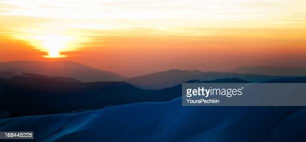 Carpathian サンセット