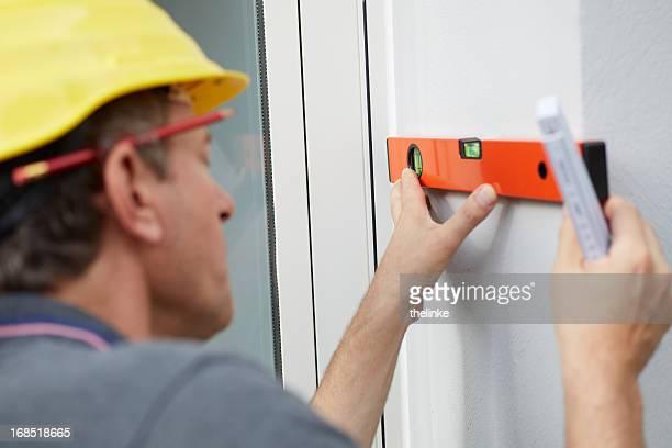 Carpenter mit einer Etage
