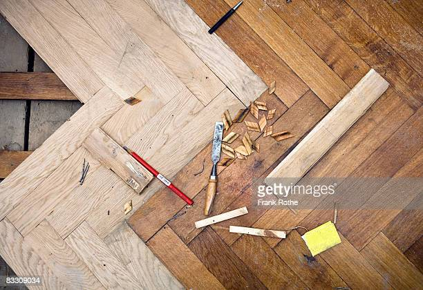 carpenter worked at parquet