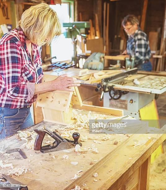 Carpentry Couple