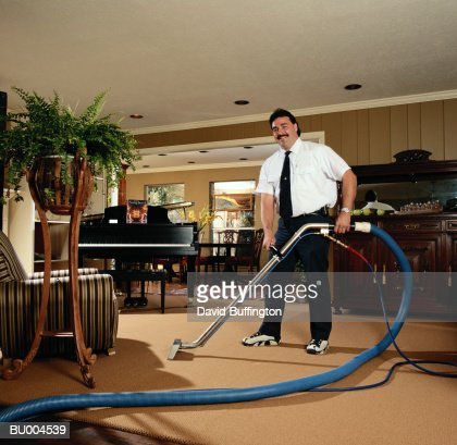 Carpet Cleaner : Stock Photo