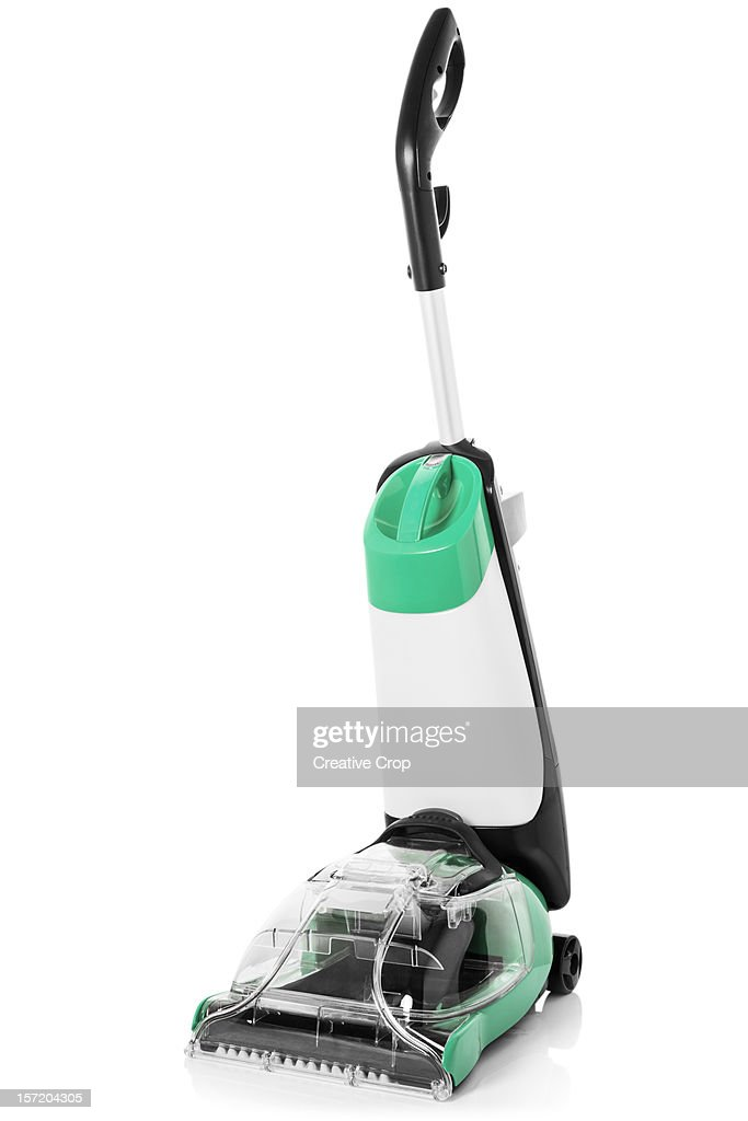 Carpet cleaner / washer and vacuum : Stock Photo