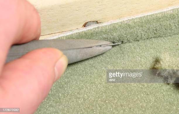 Teppich Installationsprogramm