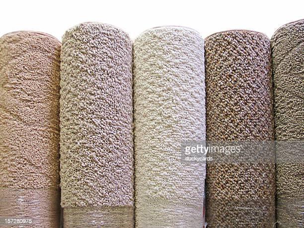 Teppich-Rolls