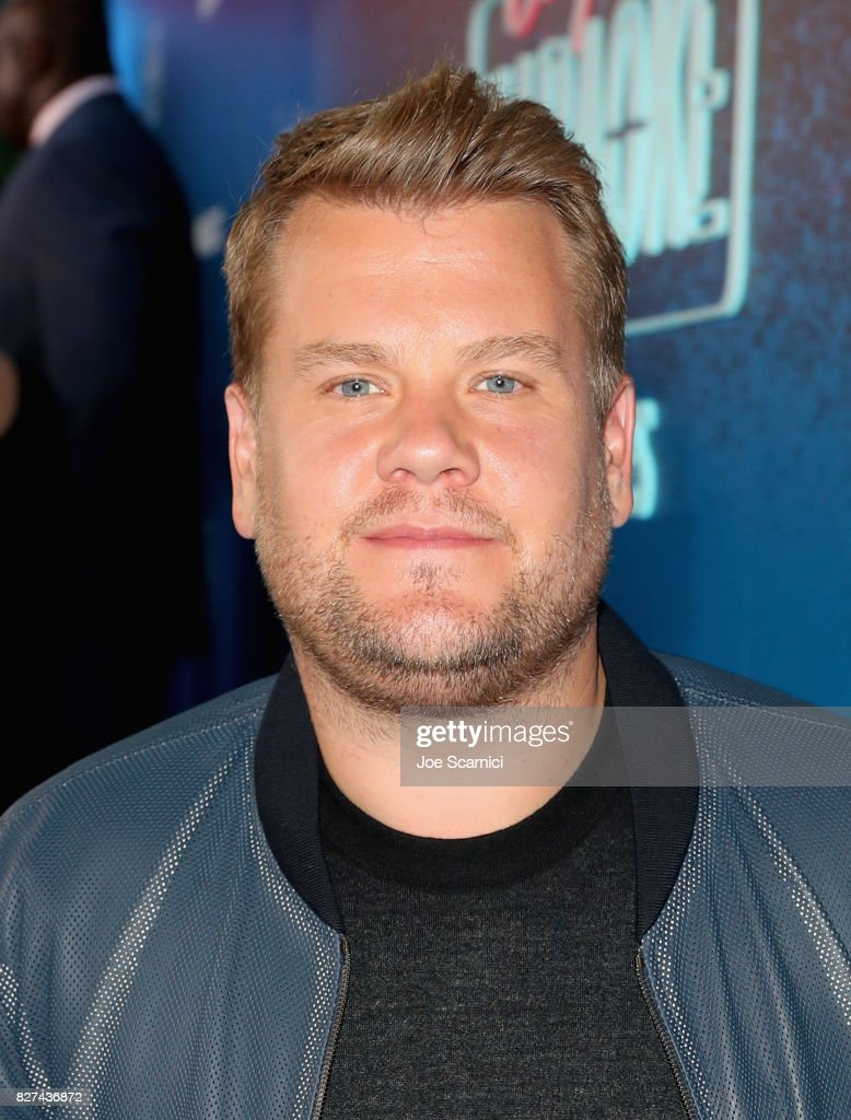 Carpool Karaoke Series Executive Producer James Corden at Apple Music Launch Party Carpool Karaoke: The Series with James Corden on August 7, 2017 in West Hollywood, California.