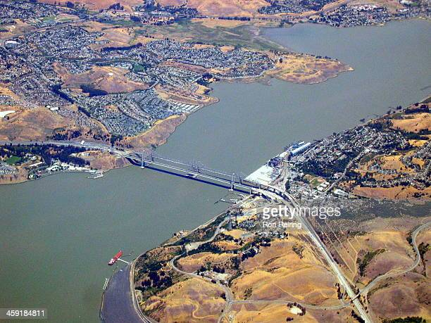 Carquinez Bridge, California
