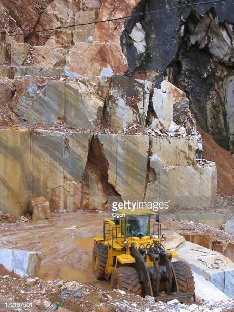 Carrara-Steinbruch