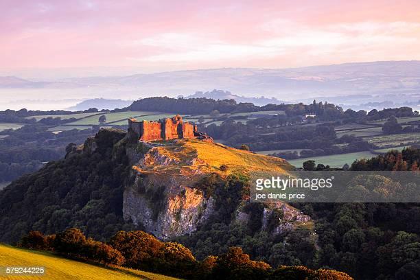 Carreg Cennen Castle, Carmarthenshire, Wales