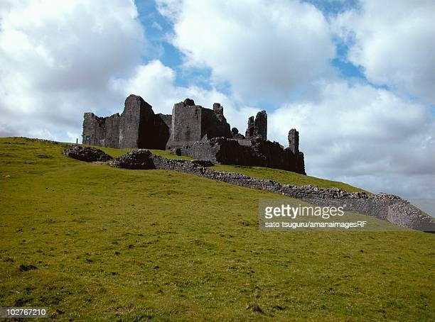 Carreg Cennen Castle, Wales, UK
