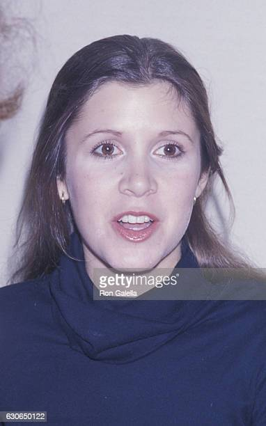 Carri Fisher attend Lorna Luft's 25th Birthday on November 21 1977 at Sibil's in New York City