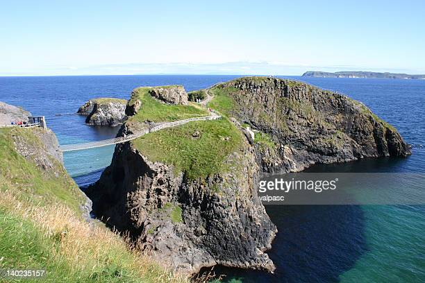 Carrick eine Rede-Rope bridge