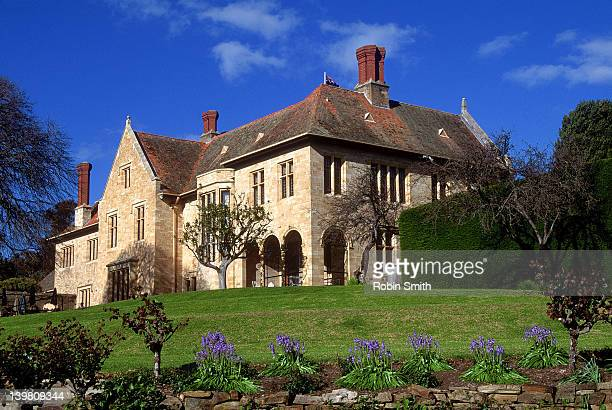 Carrick Hill manor house, Springfield, South Australia