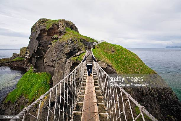 Carrick-a-Rede Rope Bridge, Co. Antrim