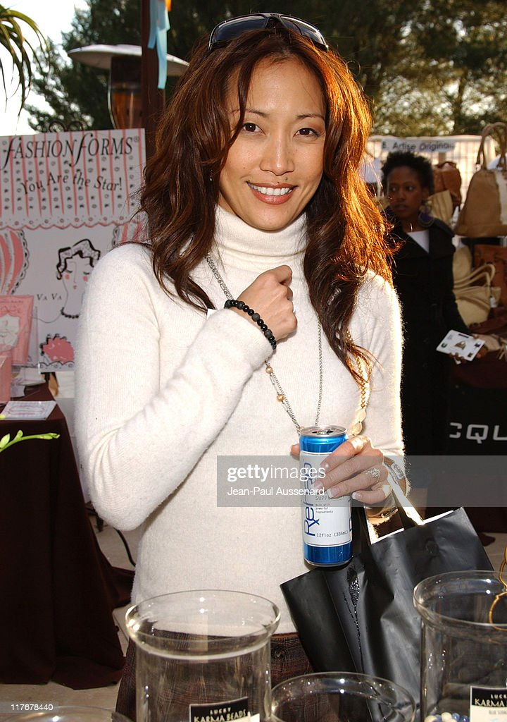 <a gi-track='captionPersonalityLinkClicked' href=/galleries/search?phrase=Carrie+Ann+Inaba&family=editorial&specificpeople=637379 ng-click='$event.stopPropagation()'>Carrie Ann Inaba</a> at Zorbitz during 2007 Silver Spoon Golden Globes Suite - Day 2 in Los Angeles, California, United States. (Photo by Jean-Paul Aussenard/WireImage for Silver Spoon (formerly The Cabana))